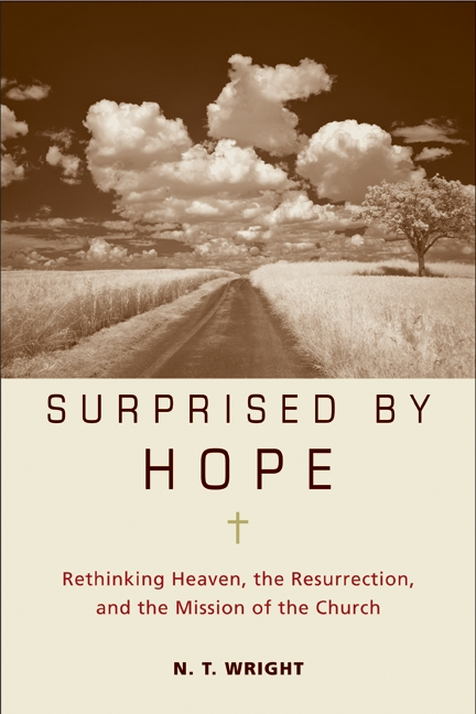 N.T. Wright-Surprised by Hope: Rethinking Heaven, the Resurrection, and the Mission of the Church